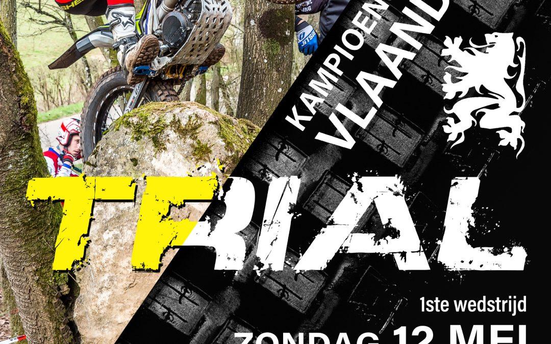 Vlaams Kampioenschap Trial 2019